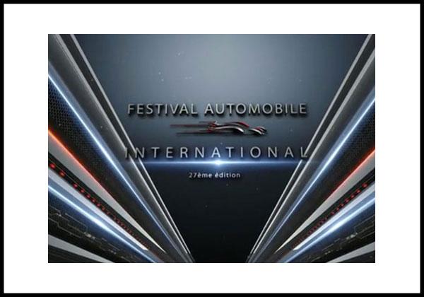 Festival Automobile International 2012