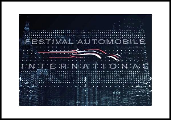 Festival Automobile International 2014
