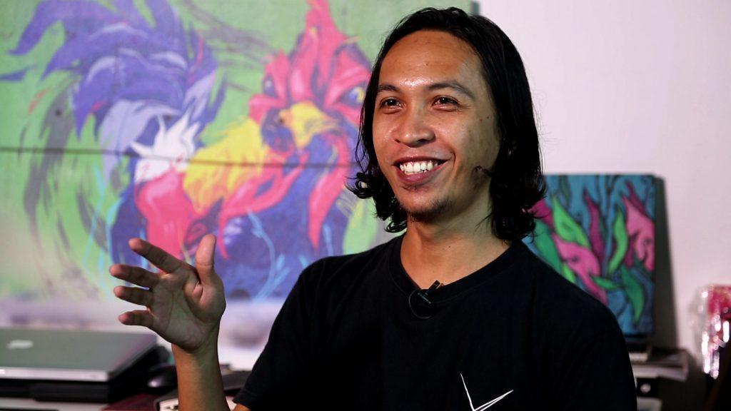 Faces of Malaysia: Abdulrashade, Graffiti Artist