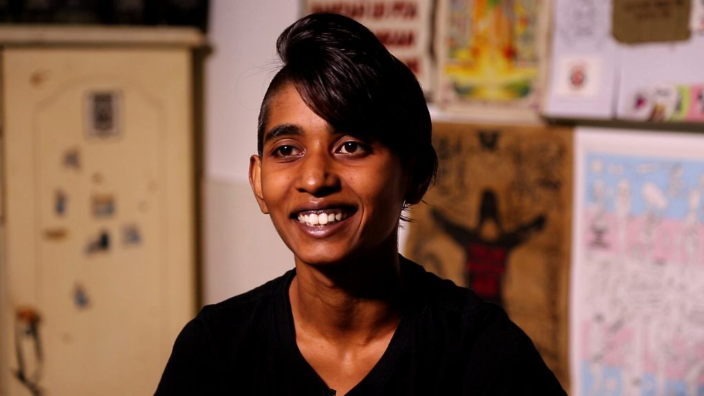"Faces of Malaysia: Thilaga Sulathireh, Community Organizer and Researcher for ""Justice for Sisters"""